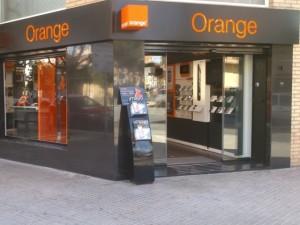 Tienda Orange - Almazora