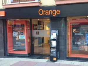 Tienda Orange - Camachos