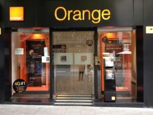 Tienda Orange - Blanquerna