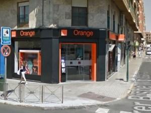 Tienda Orange - Elche